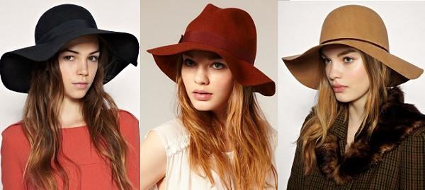 Сшить шляпу из фетра